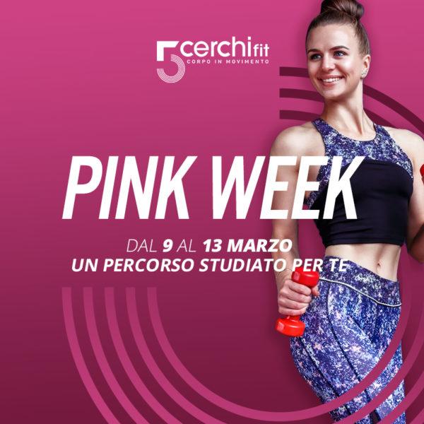 Pink Week 5Cerchi Fit