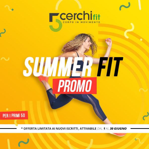PROMO SUMMER3-5CerchiFit